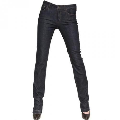 Dolce & Gabbana - Slimmy Stretch Baumwoll Denim Jeans