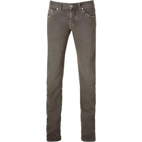 Dondup Moss Low Rise Jeans