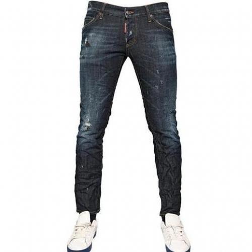Dsquared - 16.5Cm Clean Rookie Clement Fit Jeans