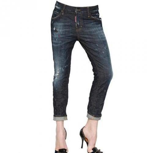 Dsquared - Cool Girl Stretch Baumwoll Denim Jeans