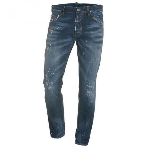 Dsquared Cool Guy Jean Cropped