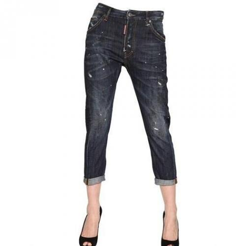Dsquared - Dean Dan Kenny Twist Washed Denim Jeans