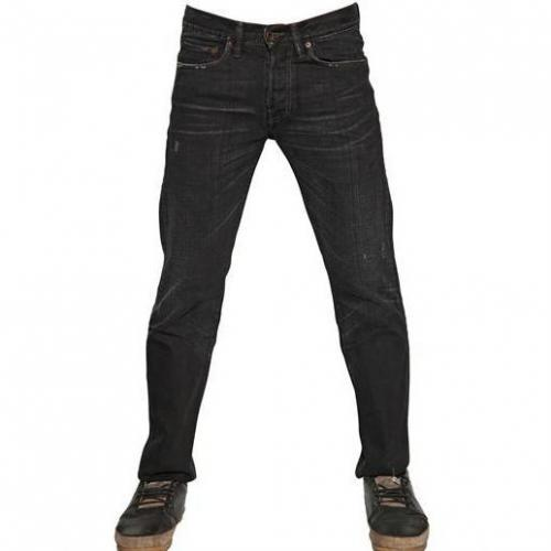 Edwin - 17,5Cm Slim Fit Destroyed Ed 55 Jeans