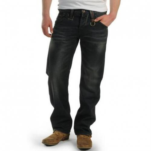 Energie Marrey 1 Trousers dark blue denim