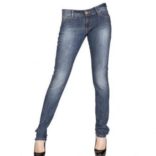Fè-Sonho Segredo Bahia - Brasiliero Hip Up Denim Skinny Jeans