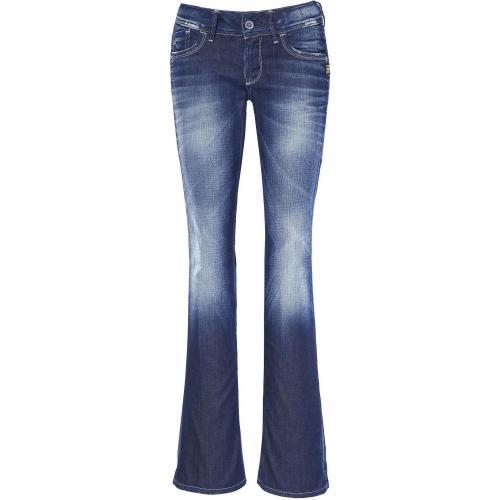 g star damen bootcut jeans lynn bootleg vintage aged. Black Bedroom Furniture Sets. Home Design Ideas