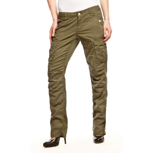 G-Star East Rovic Cargo Straight Fit Khaki