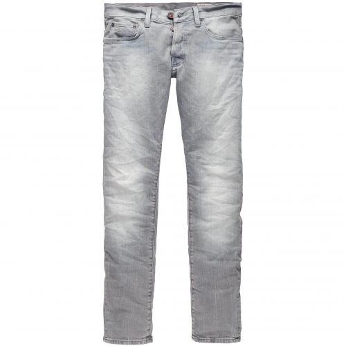 G-Star Herren Jeans 3301 Super Slim 424 Grau 0a3d648d87