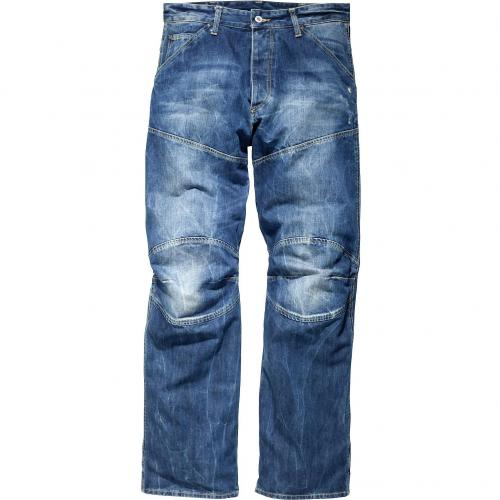 g star herren jeans elwood loose rugby wash. Black Bedroom Furniture Sets. Home Design Ideas