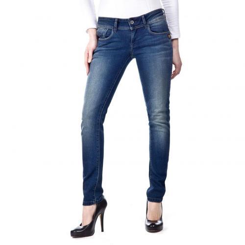G-Star Midge Skinny Jeans Slim Fit Dark Used
