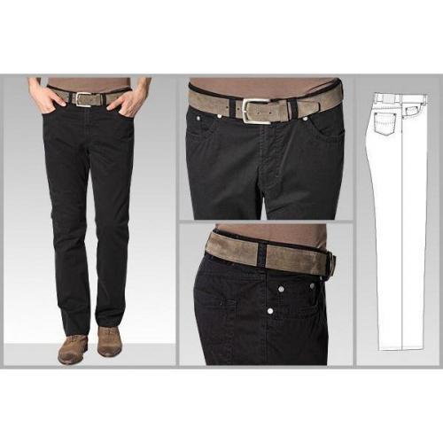 gardeur Five-Pocket Cashmere NEVIO/41036/68