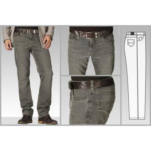 gardeur Five-Pocket Denim Stretch BLAKE/71154/28