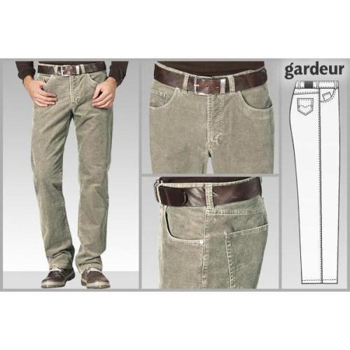 gardeur Five-Pocket Feincord CLIFF/43119/12