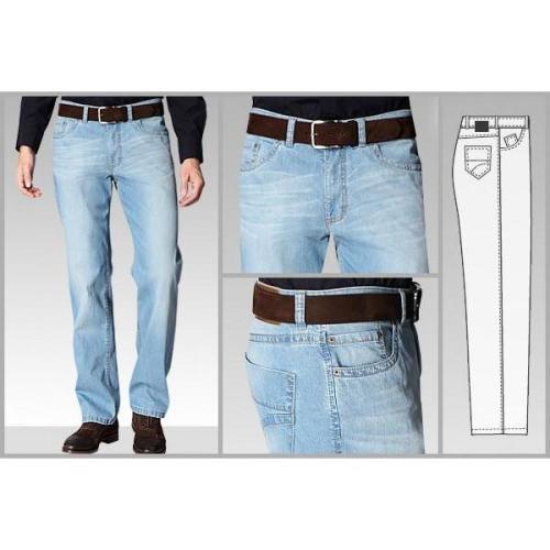gardeur Five-Pocket Modern Fit BLAKE1/71164/65