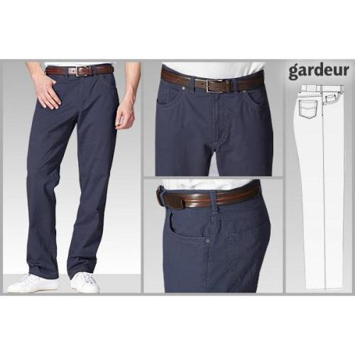 gardeur Pima Cotton Stretch marine NEVIO/41004/68