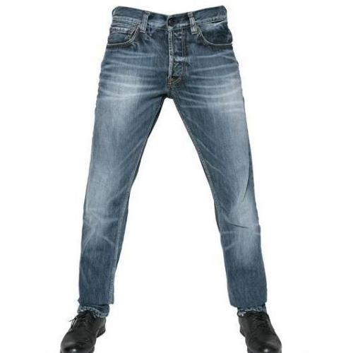 Gilded Age - 19Cm Medium Wash Denim Jeans
