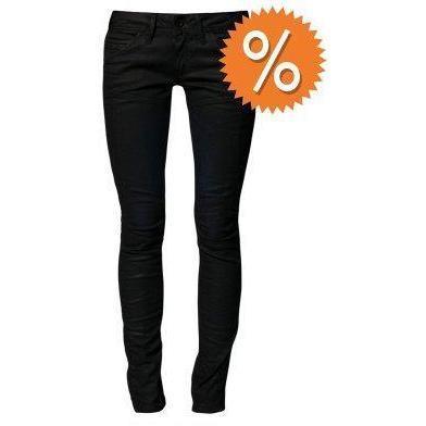 GStar ELVA TAPERED Jeans dark cobler