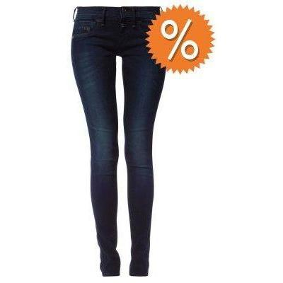 GStar HELLER SUPERSKINNY Jeans dark aged