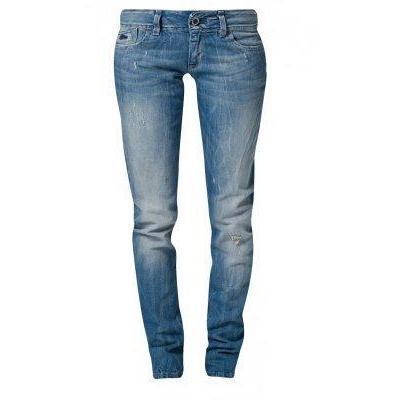 GStar LYNN SKINNY Jeans aged destroy