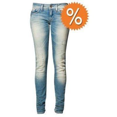 GStar LYNN SKINNY Jeans light aged destroy