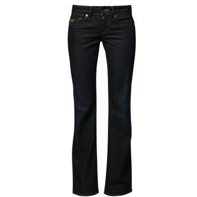 GStar MIDGE BOOTLEG Jeans dark aged