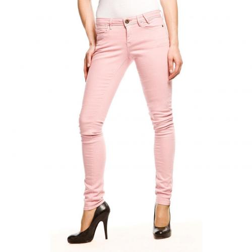 Guess Foxy Skinny Jeans Rosa