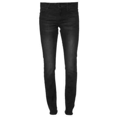 Guess NICOLE Jeans worn schwarz