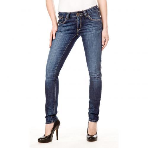 Hilfiger Denim Sophie Skinny Jeans Slim Fit Dark Used
