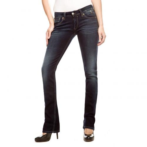 Hilfiger Denim Suzzy Jeans Straight Fit Dark Used