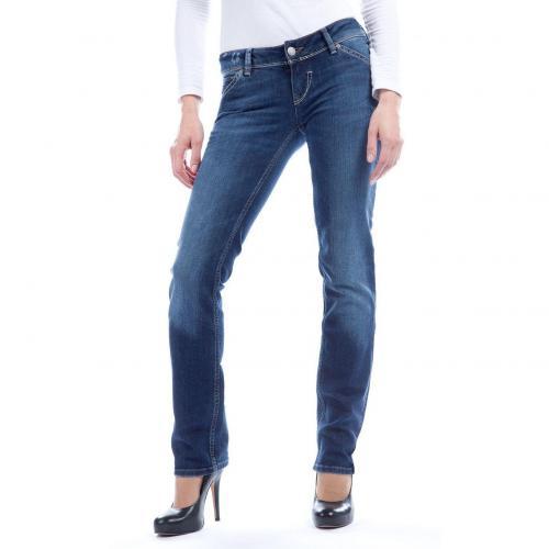 Hilfiger Denim Victoria Straight Jeans Straight Fit Dark Used