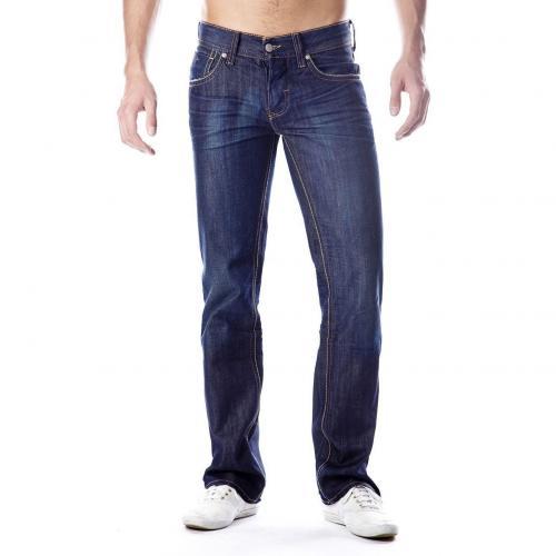 Hilfiger Denim Wilson Regular Jeans Straight Fit Stone Used