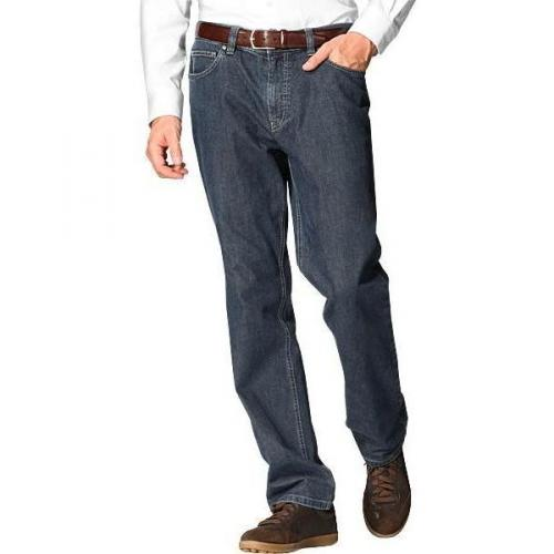 Hiltl Five Pocket Jeans dunkelblau 73790/John/40