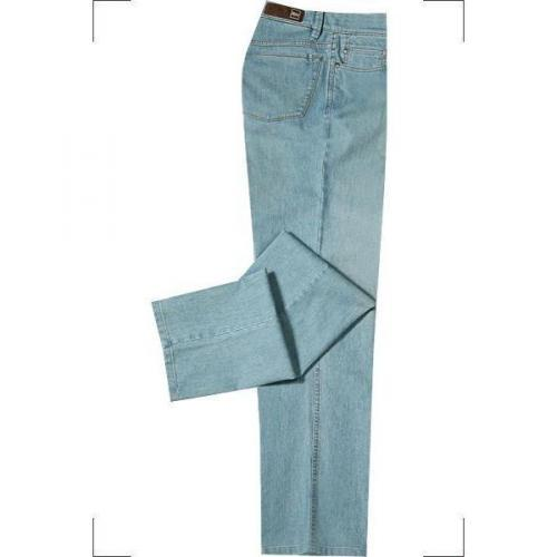 Hiltl Modern Premium Jeans hellblau 75701/Kid/48