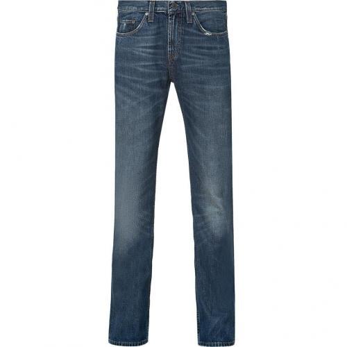 J Brand Jeans Blue Debris Kane Jeans