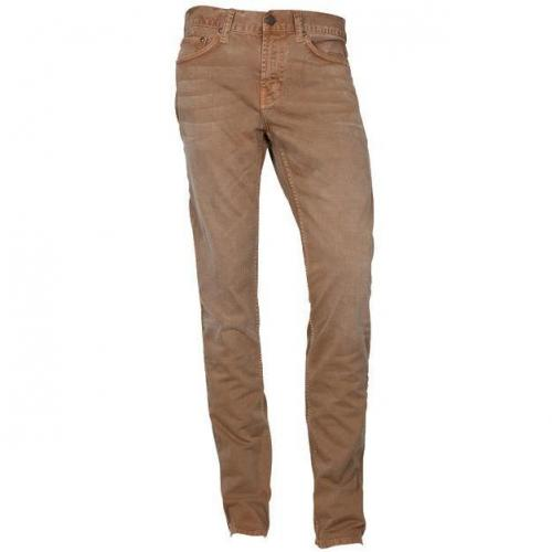J-Brand Jeans coloured denim saffron
