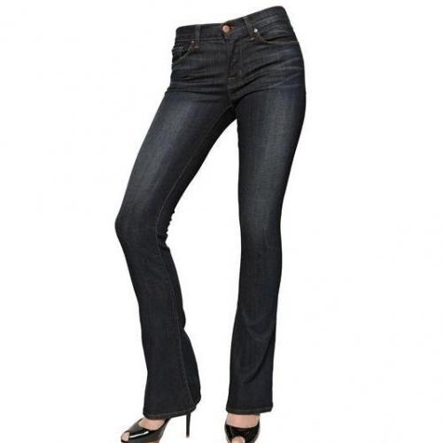J Brand - Super Skinny Flare Janey Jeans