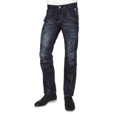 Jack & Jones BOXY POWEL JOS Jeans denim blau