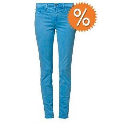 JBrand MIDRISE SKINNY Jeans neon blau