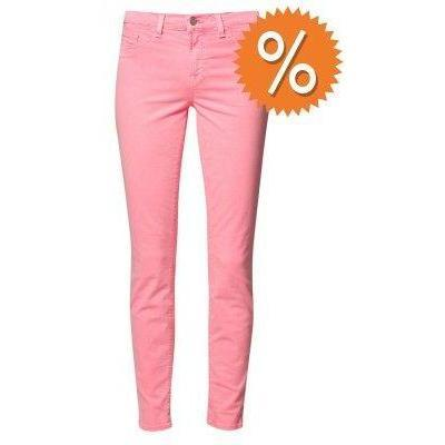 JBrand MIDRISE SKINNY Jeans neon pink