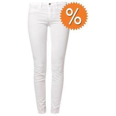 JBrand SKINNY LEG Jeans weiß