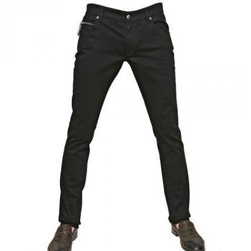 John Richmond - 18,5 Stretch Denim Skinny Jeans