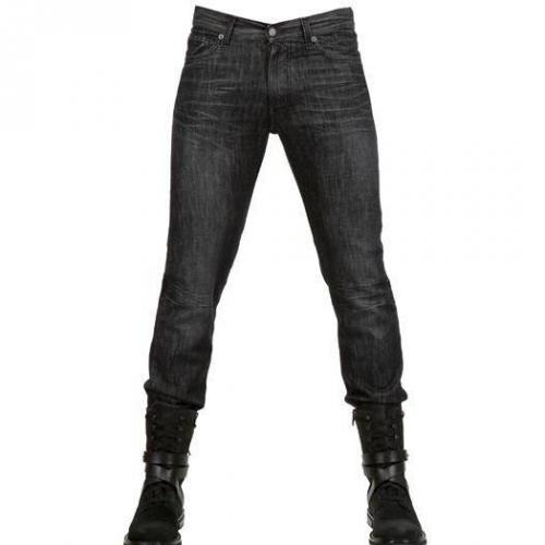 Karl - 16,5 Cm Stretch Skinny Denim Jeans