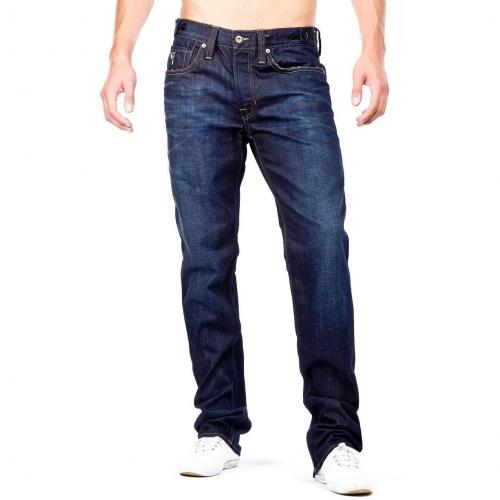 Kuyichi Tim Jeans Straight Fit Dark Used