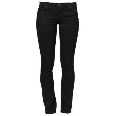 Lee BONNIE Jeans pitch schwarz