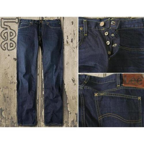 Lee Jeans Blake Bash & Cash L708/OEBH