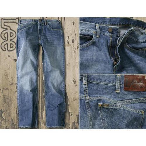 Lee Jeans New Kent Mid Stone Vintage L745/ATKS