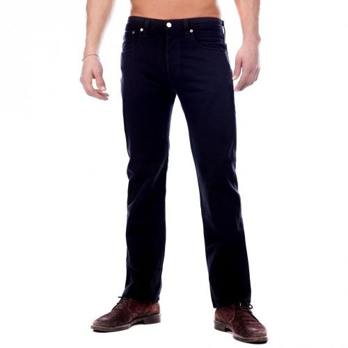 Levi`s 501 Jeans Straight Fit Black
