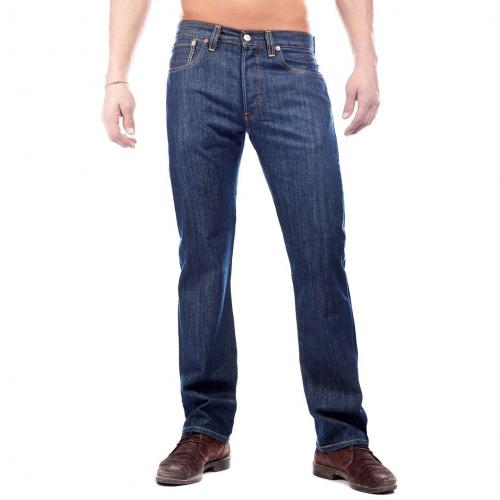 Levi's 501 Jeans Straight Fit Onewash