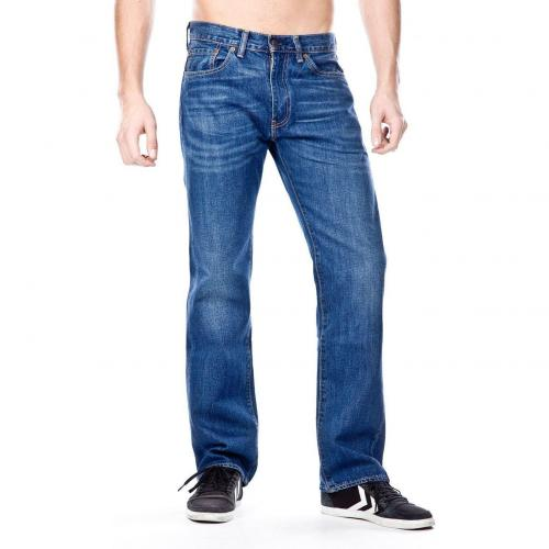 Levi's 505 Jeans Straight Fit Stone Used