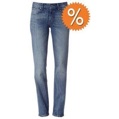 Levi's® CLASSIC DEMI CURVE STRAIGHT Jeans working blau